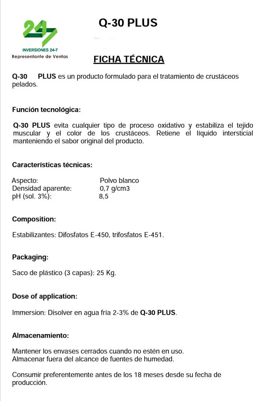 hidratante de ph q30